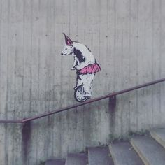 Found in Mo i Rana Norway. Could it be.....? #streetartnorway #visitnorway #visitnordland #banksy