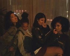 SISTER ACT: JHENE, MILA J, AND THEIR SISTERS