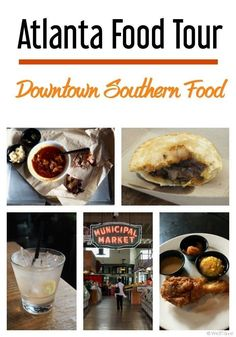 Atlanta food tours -