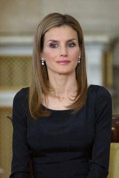 Letizia is the new Queen of Spain
