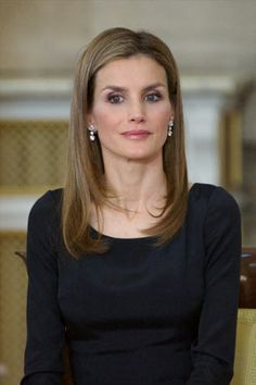 Letizia is the new Queen of Spain