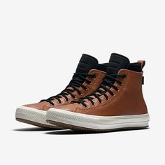 47937bdcfaad Converse Chuck II Waterproof Mesh Backed Leather Unisex Boot Converse Chuck  Ii