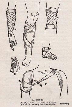 1907 Bandages
