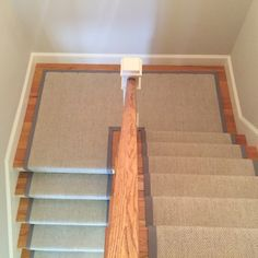 Stair Carpet Runners – The Carpet Workroom