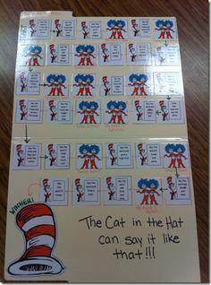 great Dr Seuss week lesson plans
