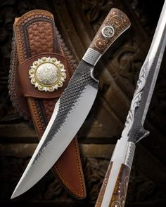 ABS Director/Board Knife for 2013 - Joseph Keeslar, Master Smith