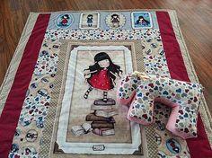 HEDERVIGA / Zateplený flísový PREHOZ/DEKA 200cm x 150cm... Múdre dievčatká Cute Pillows, Kids Rugs, Quilts, Blanket, Handmade, Home Decor, Homemade Home Decor, Comforters, Blankets