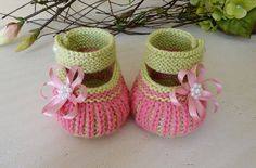 Little Shoes for a Baby Girl