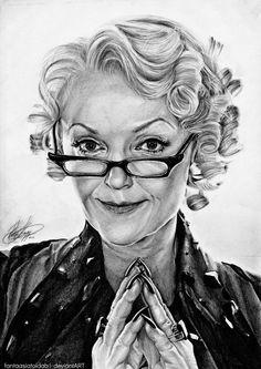 Rita Skeeter by Fantaasiatoidab.deviantart.com on @deviantART