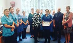 Huge congratulations to our Nicky Leah District Nurse at Danetre on receiving the leadership award. Nicky is recognised for her great leadership skills and supporting her team. Thank you for all you do and for making a difference for our patients  #qualityawards #leadership #weareNHFT #proud #compassion #makingadifference #NHS #Northamptonshire #pictureoftheday http://ift.tt/2vSUQOY
