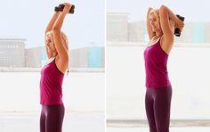 5 øvelser, der giver dig smukke arme - fit living