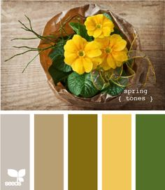 I love the yellow...I wanted to paint to big wall in the front room yellow, but I think I'm going to go with a grey or light brown.