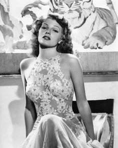 Rita Hayworth in You Were Never Lovelier 8X10