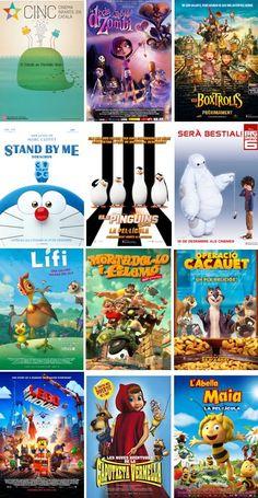 CINC, Cinema Infantil en Català. Projeccions a les comarques tarragonines. Des del 24 de gener fins al 8 de març