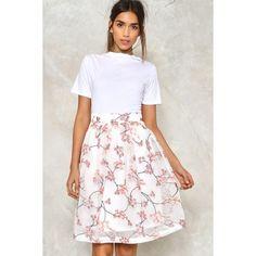 Midi skirts   A-line skirts, calf length skirts   ASOS   Mega ...