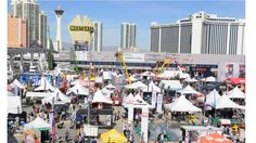 Nearly 56,000 construction pros are pre-registered for the 2016 event, with almost 1,500 exhibitors filling more than 675,000 sq. ft. of exhibit space