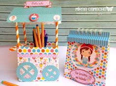 "Blog Hop Latina Crafter | Mirna Camacho ""Te invito"""