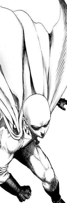 ONE-PUNCH MAN | Saitama