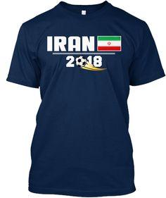Iran Soccer Shirt Football 2018 Cup  Football  Soccer  WorldCup  Russia2018   Shirts c6d22417a