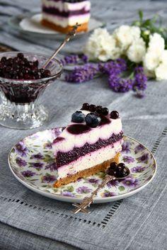 Blueberry Cheesecake   Gabriela cuisine - recipes