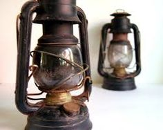Lanterns-could be used as a center piece too. or on the food table? Do not need to have every table be identical