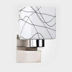 Lumini de perete 1 Light, simplu Modern Artistic MS-86366 – USD $ 69.99