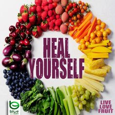 Heal yourself with Natural foods!
