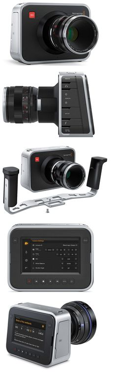 Film and Video Content Makers Rejoice! A New More Affordable Digital Camera Has Entered Into The Film Making Arena, Giving The Canon 5D A Run For Its Money. Introducing: The Black Magic Cinema Camera