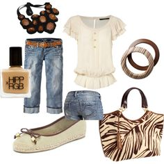 neutrals, created by cbaczuk on Polyvore