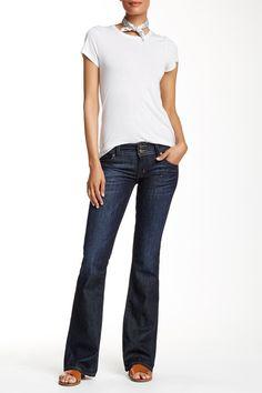 Signature Bootcut Jean