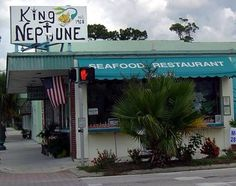 One of our favorite fresh seafood spots. Port Salerno, Florida