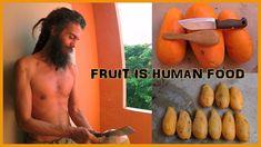 Fruitarian Diet, Fruit Diet Plan, Delicious Fruit, Healthy Beauty, Raw Vegan, Sweet Potato, Vegetables, Eat, Coconuts