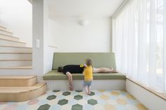 archiweb.cz - Baugruppe Toddler Bed, Furniture, Home Decor, Child Bed, Decoration Home, Room Decor, Home Furnishings, Home Interior Design, Home Decoration