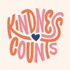 Kindness Counts/ quotes/ life motivation + Inspiration/ word up/ graphics/ art prints/ typography/ frienship The Words, Cool Words, Words Quotes, Me Quotes, Motivational Quotes, Inspirational Quotes, Cherish Quotes, Wisdom Quotes, Pretty Words