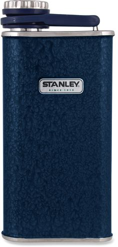 This classic flask is known as a great piece of design. A perfect stocking stuffer.