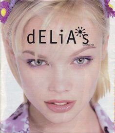 OMG I loved Delia's!! 31 Things You Desperately Needed From The Delia's Summer '96 Catalog