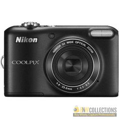 Buy NIKON COOLPIX L28 At Rs.8,500 Features :- 3 inch TFT LCD with Anti-reflection Coating Cash on Delivery Hassle FREE To Returns Contact # (+92) 03-111-111-269 (BnW) #BnWCollections #NIKON #COOLPIX #Camera