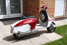 At first, the car was very primary, lacking even such primary options like a radio or perhaps a heater. This car is a good car in the lightweight category. Vespa Bike, Lambretta Scooter, Motor Scooters, Motor Car, Car Shop, Sidecar, Chopper, Cars And Motorcycles, Parka