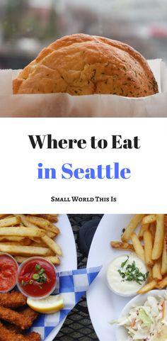 Where to eat in Seattle, including the best spot to get Scandinavian open sandwiches | Seattle food | Seattle restaurants | Seattle guide