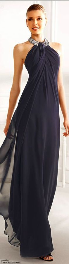 The Pronovias 2013 Cocktail Long Dress Collection provides gorgeous gowns in a variety of colors and styles that you will love. Evening Dresses, Prom Dresses, Formal Dresses, Dress Prom, Dress Long, Bridesmaid Dress, Dress Hire, Dresses 2016, Maxi Dresses