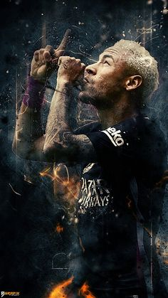 Neymar da Silva Santos Júnior, commonly known as Neymar or Neymar Jr., is a Brazilian professional f Lionel Messi, Neymar E Messi, Neymar Football, Juventus Soccer, Barcelona E Real Madrid, Neymar Barcelona, Barcelona Soccer, Psg Wallpaper, Fc Barcalona