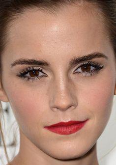 Emma Watson at the 2014 ELLE Style Awards.