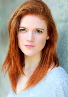 Does anyone watch Game of Thrones? My husband got me into it, and I was pleasantly surprised to see how many beautiful redheads are in the show!