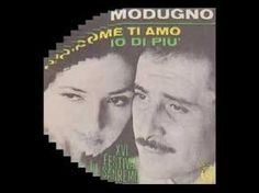 DOMENICO MODUGNO la distancia es como el viento - español YOU TUBE - YouTube