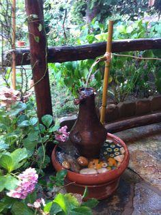 Home made Mini Water Fall