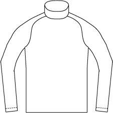 Free basic Pattern: The Vuokatti Pullover with raglan sleeve