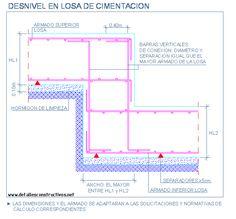 detalle cimentación de gradas - Bing Imágenes