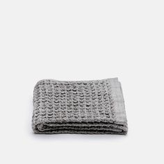// Morihata — Lattice Face Towel — THE LINE