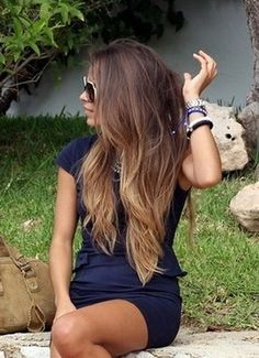 Long Ombre Pretty Hairstyles 2015 – 2016