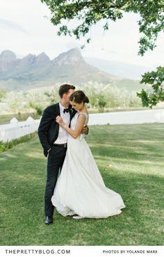 RALPH & ZANDRI'S MIDSUMMER NIGHT'S WEDDING #weddings